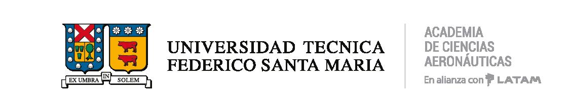 · USM: Academia de Ciencias Aeronáuticas · Universidad Técnica Federico Santa María