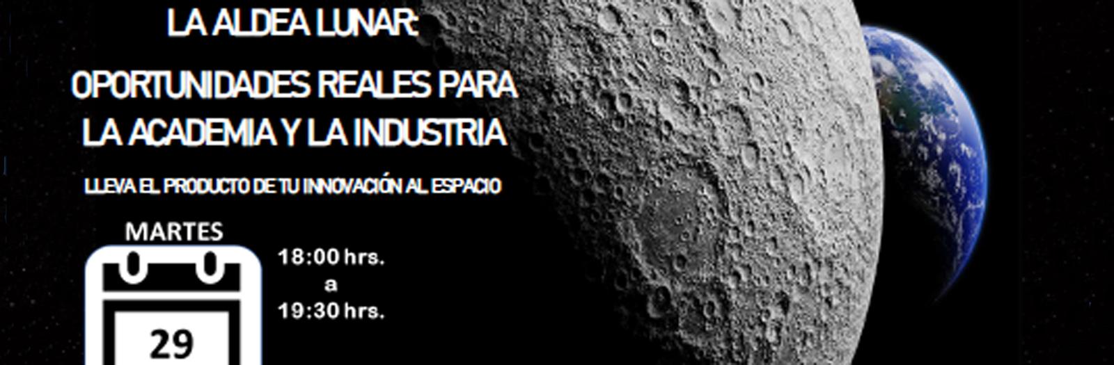 Webinar La Aldea Lunar 29 de septiembre. Inscríbete ahora!