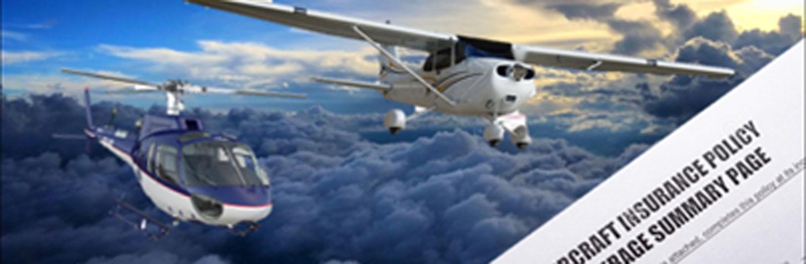 """Webinar """"Seguros en la Aviación General"""", inscríbete ahora!"""